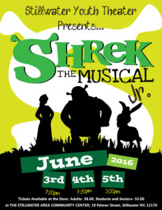 Shrek Flyer